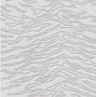Zebra Animal Print Impression Mat