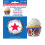 All Star Sports Cupcake Liners