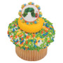 The Hungry Caterpillar Cake and Cupcake Toppers