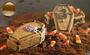 Vampire Coffin Cookie Cutter 3D