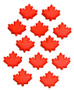 """Maple Leaf Pressed Sugars 3/4"""""""