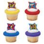 SuperHero Girls Cake and Cupcake Toppers