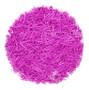 Bright Purple Candy Shred Sprinkles ( 1 cup )