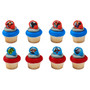 Avengers Mightiest Heroes Cake or Cupcake Toppers