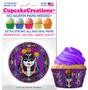 Catrina Dia de los Muerto Cupcake Liners