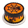 Spiderweb Cake Topper
