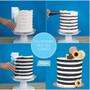 PME Stripe Pattern Tall Scraper