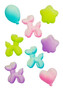 Balloon Animals Pressed Sugars Assortment