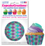 Mermaid Scales Cupcake Liners