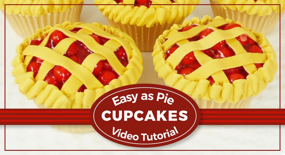 Easy as Pie Cupcakes