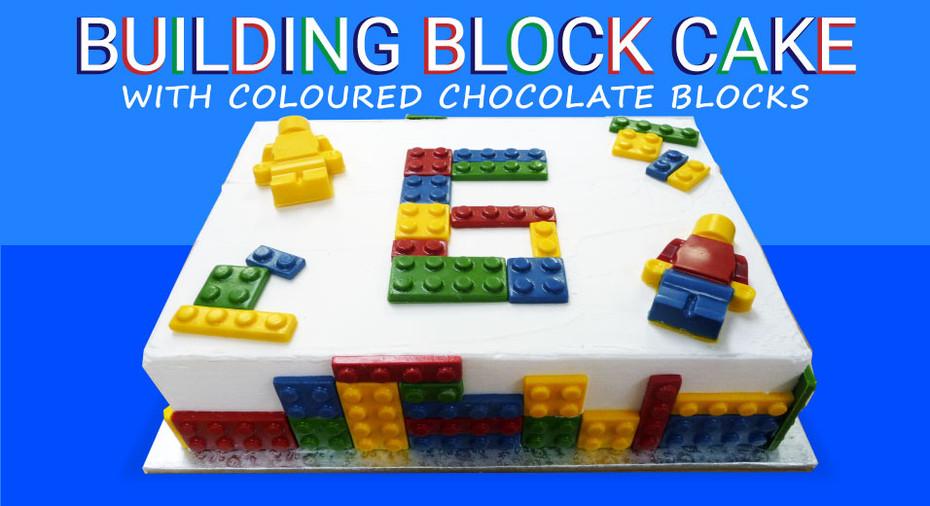 Building Block Cake