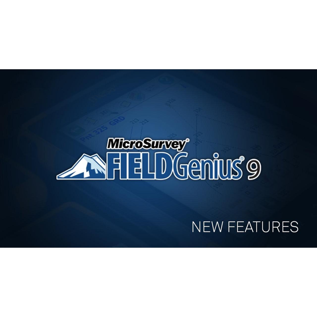 Field Genius Upgrade to V9 Premium (303201)