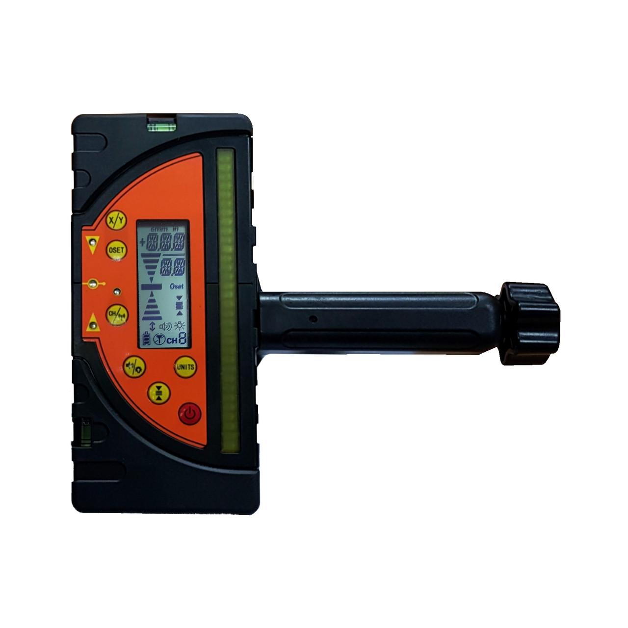 Digital mm laser detector receiver green red