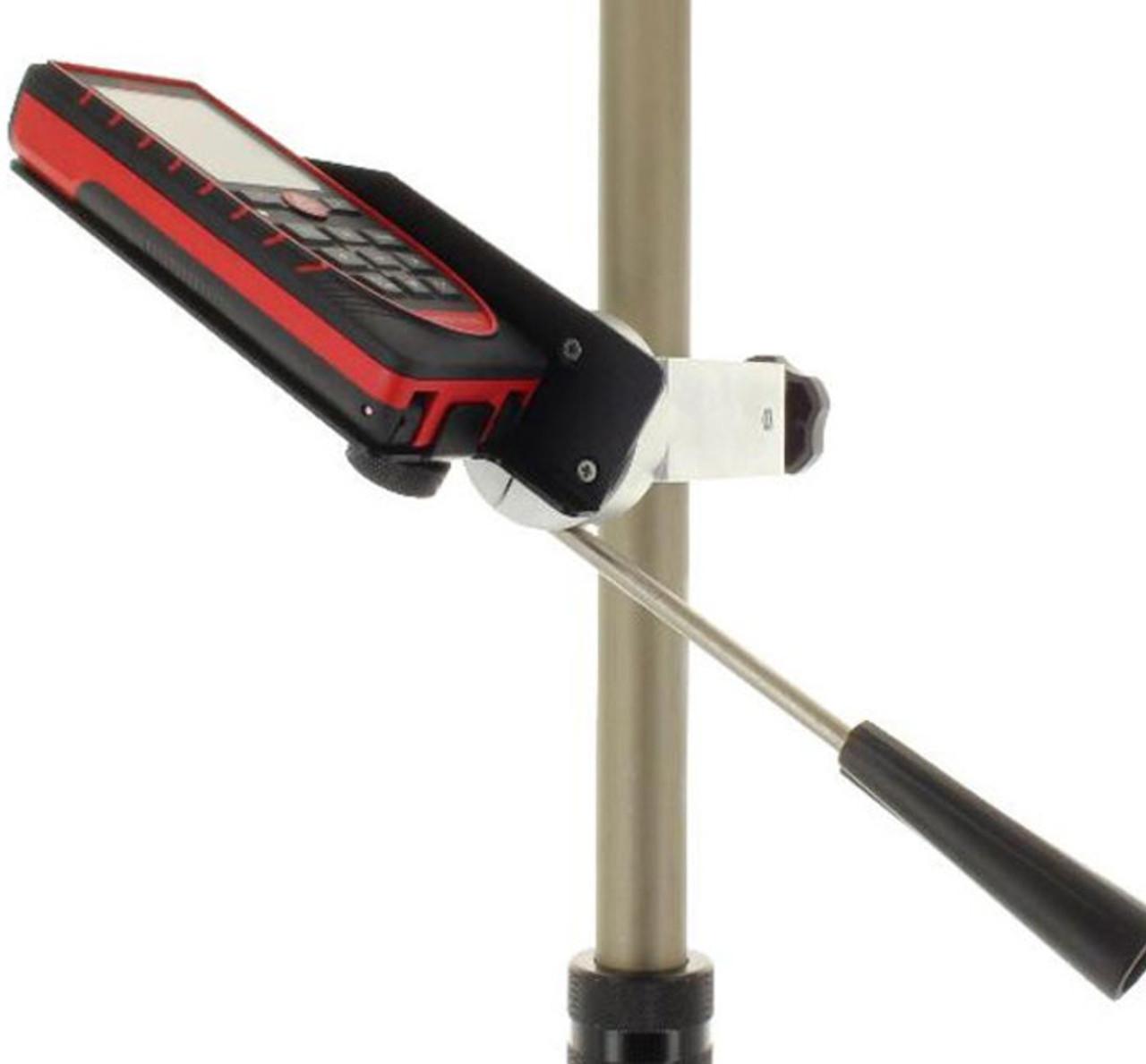 Pole adapter for Leica Disto