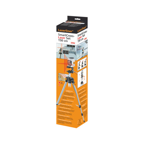 SmartCross-Laser Set 150cm