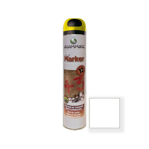 Spray Paint Promarker White 750ml