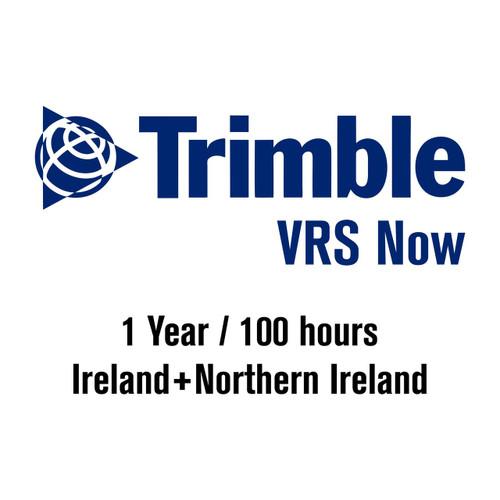 Trimble VRSNow Network RTK 1Y 100h Subscription (303097)
