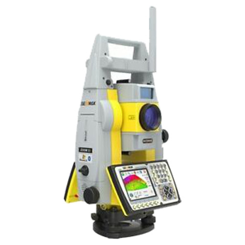 "GeoMax Zoom90 R total station, A5, 5"" Package"