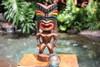 "Love Tiki God 12"" - Hand Carved - Hawaii Treasure | #bag15027a30"