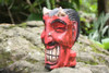 """Lucky Devil Bookend Stand 10"""" - Devil Decor Accent 