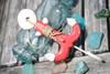"Anchor Hanger 6"" - Coastal Red Decorative Accent | #ata1800815r"