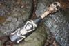 "Skeleton Decorative Oar 20"" - Skull & Crossbones Decor | #kng2101450"