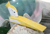"Door Stopper w/ Fish 4"" - Yellow Nautical Decor Accents 