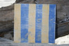 "G Nautical Alphabet Wooden Plaque 7"" X 7"" - Coastal Decor | #skn16017g"