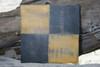 """L Nautical Alphabet Wooden Plaque 7"""" X 7"""" - Coastal Decor   #skn16017l"""