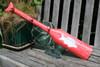 "Oar Hanger 22"" W/ 3 Pegs - Red Nautical Accessories | #ort1701755r"