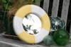"Life Ring Buoy Preserver Mirror 12"" - Blue Nautical Decor | #ort1700830b"