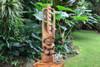 "Tiki Kona Style Akua Kai 32"" - Natural Finish Museum Replica   #yda1102780"