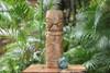 "Kailua Tiki Totem 12"" Natural - Tropical Decor | #yda1100930"