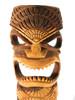 "Premium Tiki Mask 40"" Love & Prosperity - Hand Carved   #yda1146100"