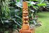 Love Tiki Totem 26 in Hand Carved | Hawaiian Outdoor | #yda1100160