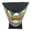 "Love Tiki Mask on Stand 8"" Tribal Design - Trophy Desktop 