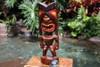 "Happiness Tiki God 16"" - Hand Carved - Hawaii Treasure | #bag15027d40"