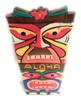 "Colorful Love &b Prosperity Tiki Mask 12"" | #dpt515730"