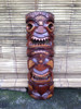 Beautiful Happiness & Learning Tiki Mask 24"