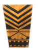 "Pohaku Tiki Mask 12"" - Modern Pop Art Tiki Culture 