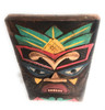 "Hospitality Tiki Shield Mask 8"" Plaque - Pop Art Culture 