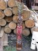 "Big Kahuna Tiki Mask 50"" - Hand Carved | #dpt5292130d"