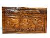 "Maui & Pele Hawaiian Relief 40"" X 24"" - Polynesian Art | #bla6036100"