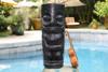 "Big Kahuna Tiki Totem 20"" - Modern Pop Art Culture | #dpt516650"
