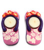 "Slipper Tea Lights 5"" - Romantic Tropical Night 