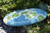 """""""HAWAIIAN ISLAND CHAINS"""" SURF SIGN 32"""" - HAWAII"""