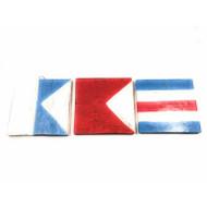 Alphabet Flags