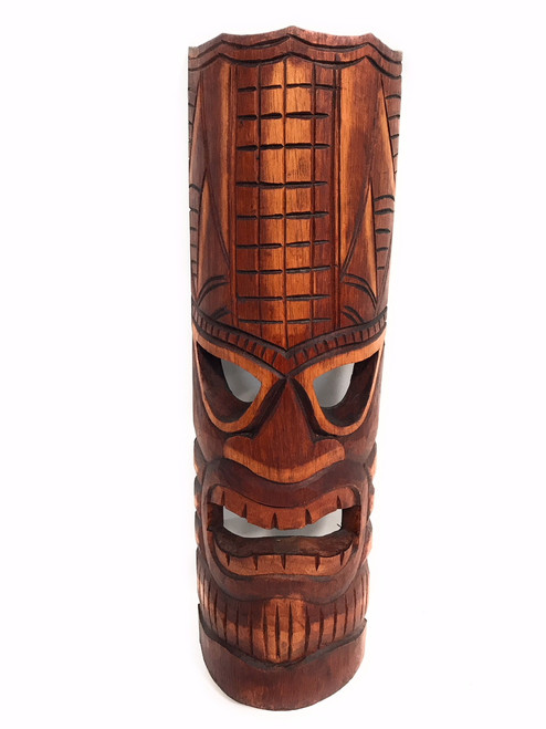 "Love Tiki Mask 20"" - Hawaii Decor 