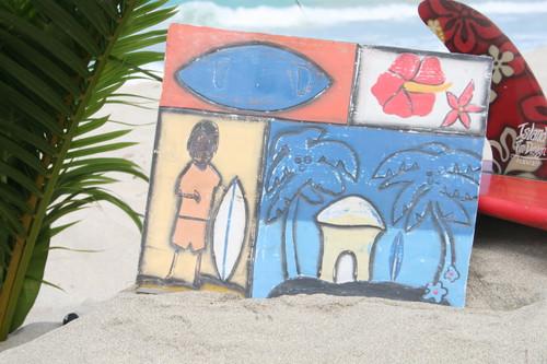 Rustic Surf Storyboard 14 Beach Style Decor Dpt522335