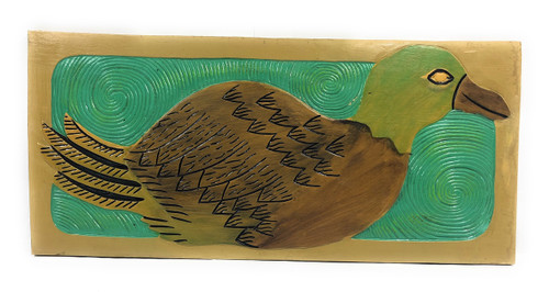 "Hawaiian Nene Bird, Endangered Species 30"" X 15"" - Hawaiian Wall Art 